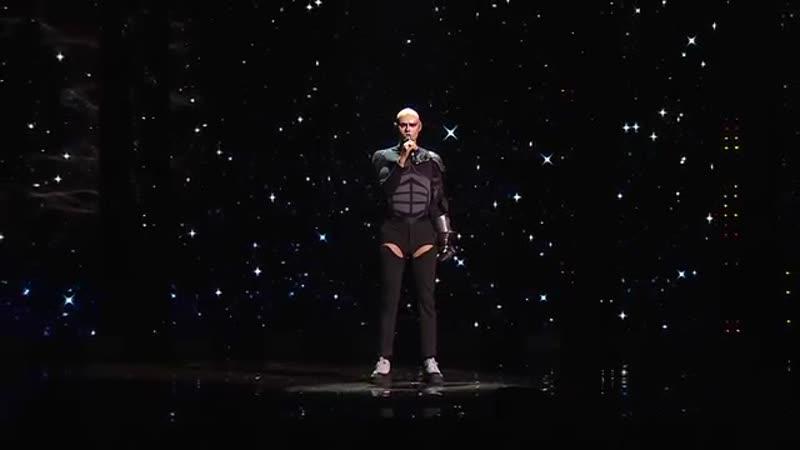 Alen Chikko - Somewhere Out There (Eurovizijos Atranka 2020 - Эпизод 2 - Полуфиналист - Lithuania)
