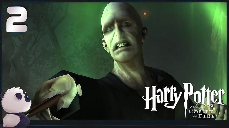 Harry Potter and the Goblet of Fire ● Прохождение 2 ФИНАЛ ● ТЕМНЫЙ ЛОРД ВО ПЛОТИ