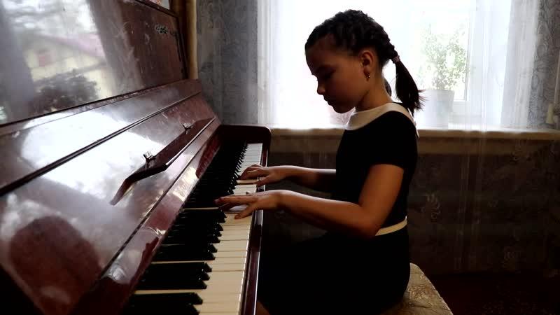 Корёгина Сафина, 8 лет