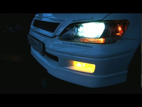 Mitsubishi Lancer Cedia nEvolution