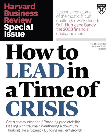 Harvard Business Review OnPoint Summer 2020