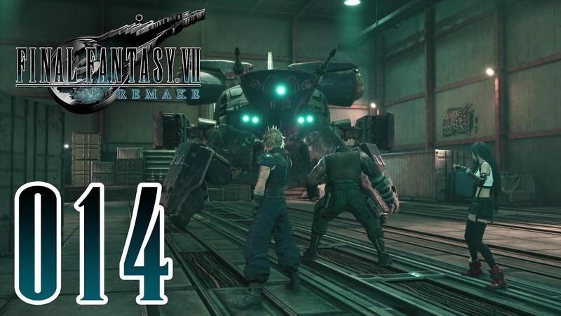 Final Fantasy 7 REMAKE Deutsch 014 Der Kremator