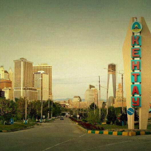 Казахстан город кентау фото