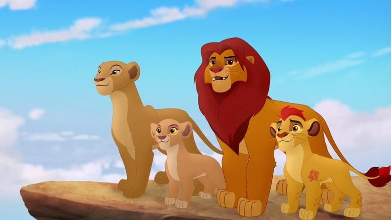 Lion Guard Kiara Kion find Udugu Ending | The Trail to Udugu HD Clip