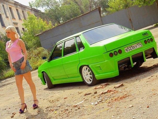 Картинки машины русские тазы