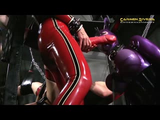 PLUG  PLAY - Chapter Three - Carmen Rivera, Sling King, Blashure, Mistress Hidest