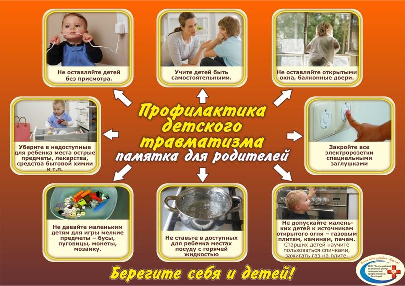 Профилактика детского травматизма, изображение №4
