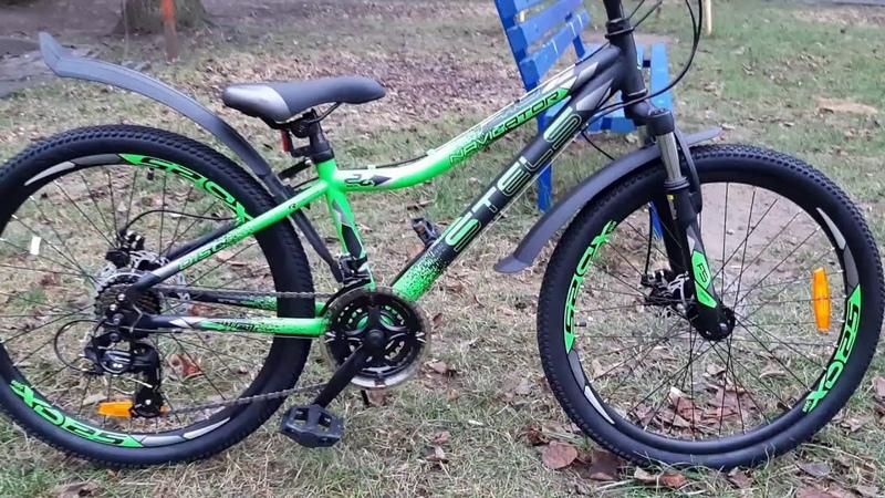 Обзор велосипеда Stels Navigator 410 MD 24 21sp V010 2020