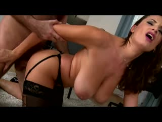 Business Woman Big Natural Melons Tits Sensual Jane - Hot Sexy and Horny Milf Office Fuck as Secreatary Business Sex mini dress