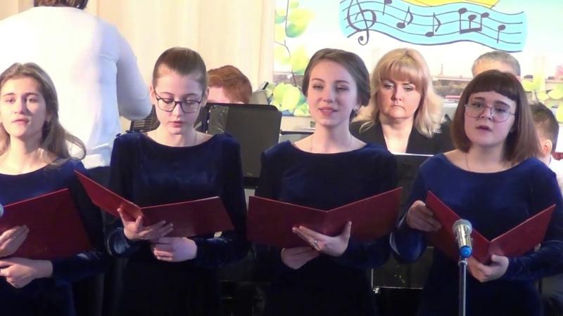 Концерт, посвященный Дню России. Детская школа искусств №2 г.Кимры Тверская область
