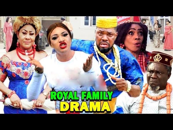 ROYAL FAMILY DRAMA Full Season 3 4 NEW MOVIE HIT Jerry Williams Ngozi Ezeonu 2020 Latest Movie
