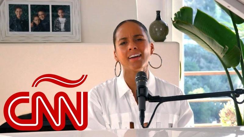 Escucha Good Job la canción que Alicia Keys dedica a los héroes en la pandemia de coronavirus