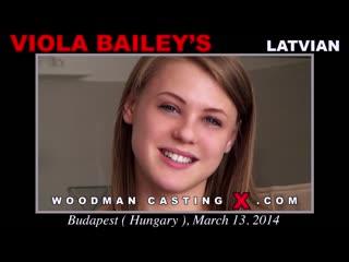 Viola Bailey's