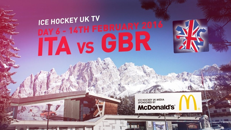 Team GB in Cortina Day 06 Italy v Great Britain
