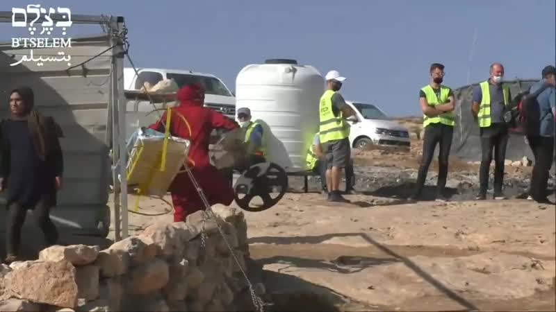 Les maudits Israéliens démolissent les maisons de six familles