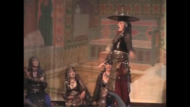 Tribal Fest 8 John Compton Hahbi Ru belly dance
