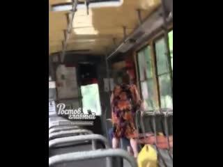 Женщины подрались из-за Путина  Ростов-на-Дону Главный