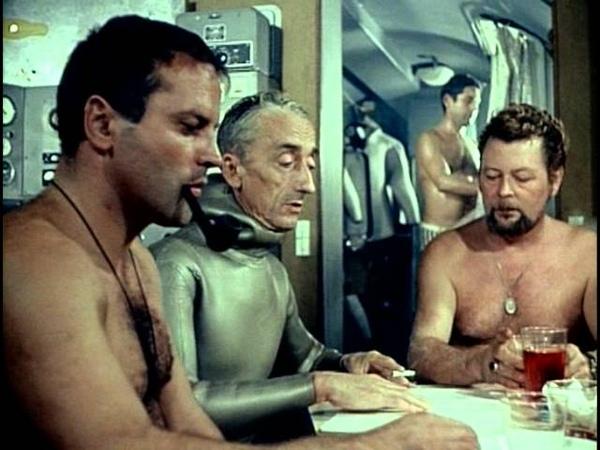 02 Подводная одиссея команды Кусто 03 1964 Мир без солнца