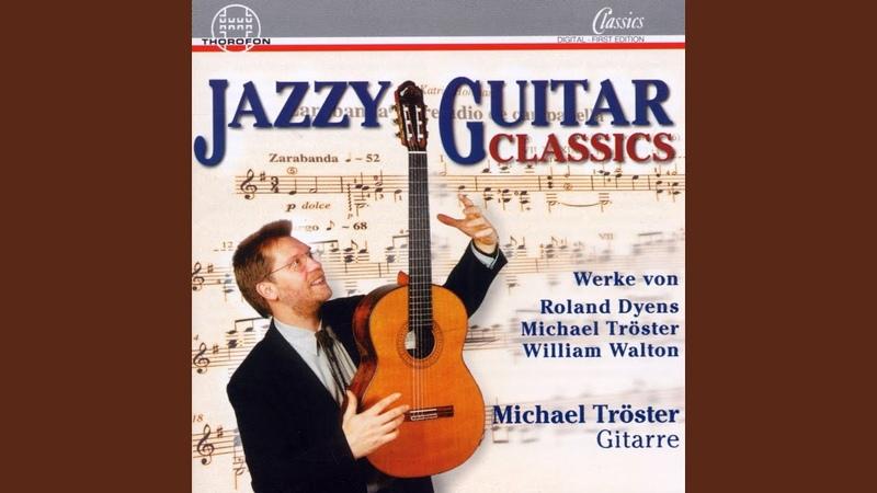 Zehn Etüden für Gitarre solo Nr. 8 Molto marcato