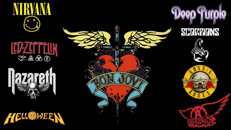 Nirvana Deep Purple Nazareth Led Zeppelin Scorpions Guns N' Roses ♫ Rock Ballad 70s 80s