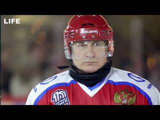 Путин признался, что очень мало спит