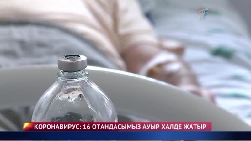 120 медициналық қызметкер коронавирус жұқтырған