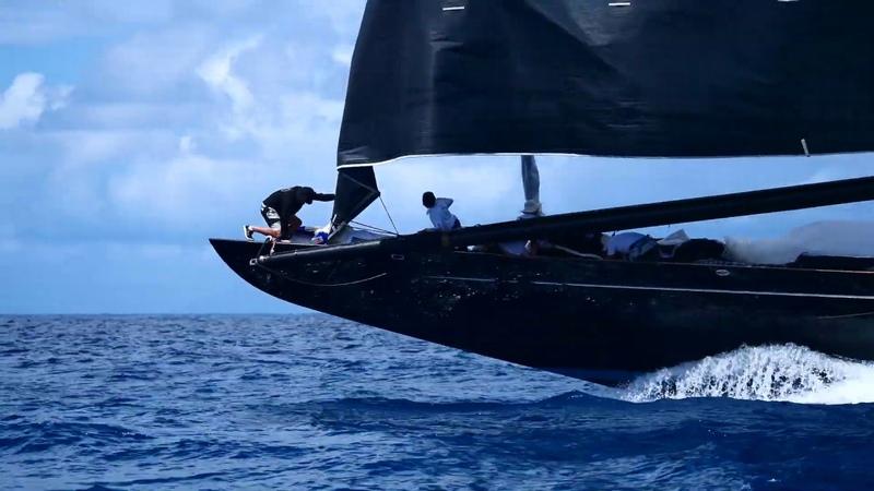 J Class Racing SYC Antigua 2020