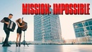 Mission Impossible Theme - Folk Cover Version (B B Project)