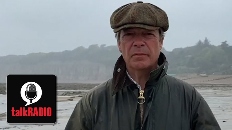 Nigel Farage calls for new immigration agreement with France