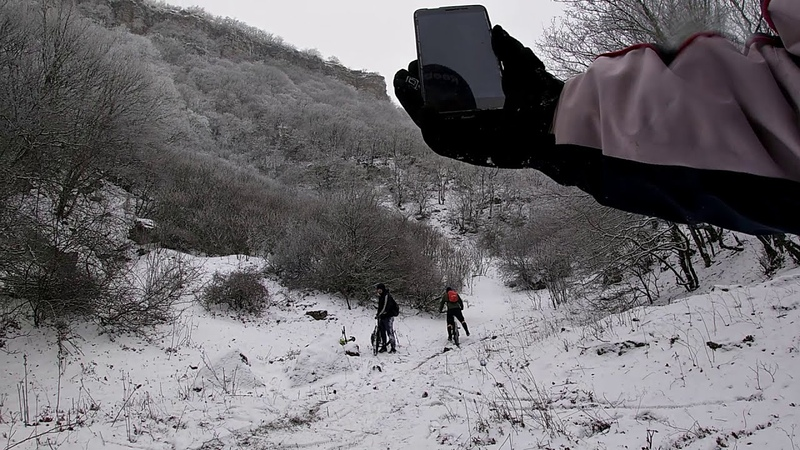 Гора Тарки-Тау 2021, Снег, Эндуршики на Охоте ч2