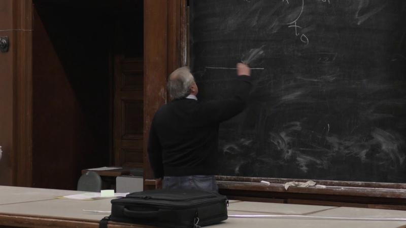 Елютин П. В. - Квантовая теория - Адиабатическое приближение (Лекция 17)