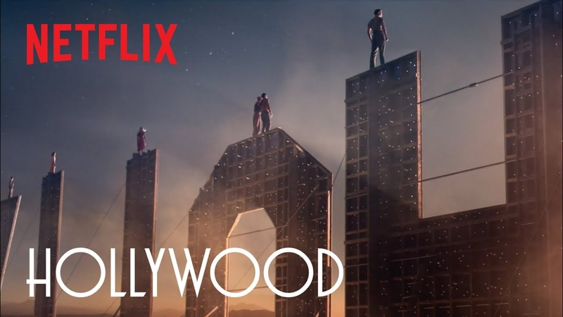 Ryan Murphy's Hollywood The Golden Age Reimagined The Main Titles Netflix