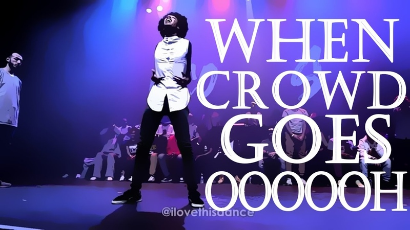 When Crowd Goes OOOOOH I Love This Dance Edition Part 1