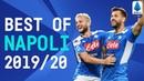 Best Of Napoli | Milik, Insigne, Mertens | 2019 20 | Serie A TIM