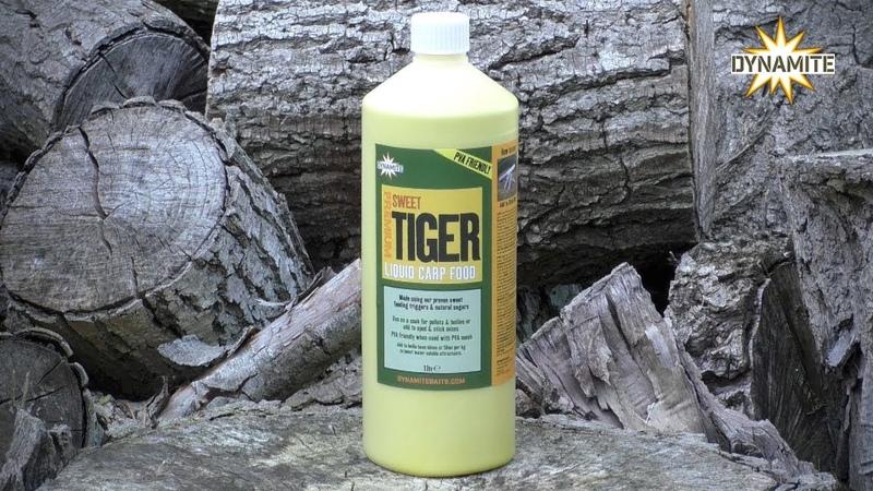 Sweet Tiger Liquid Carp Food