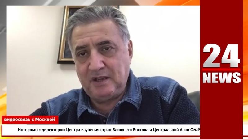 Багдасаров Глава Генштаба не должен уйти даже если президент подпишет указ Пашиняна