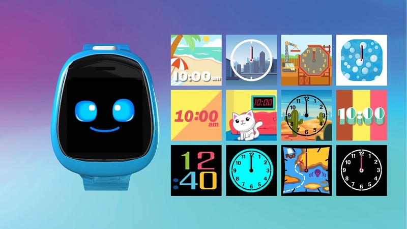 Tobi Robot Smartwatch Little Tikes