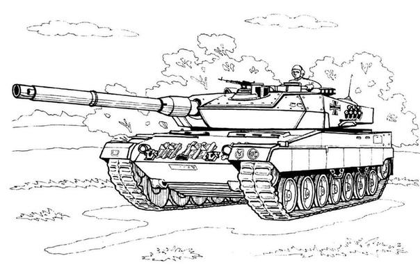 Предлагаю вам серию раскрасок для мальчиков 1 часть - танки Картинки можно распечатать на принтере. Сохраняйте себе на странички. И занят и