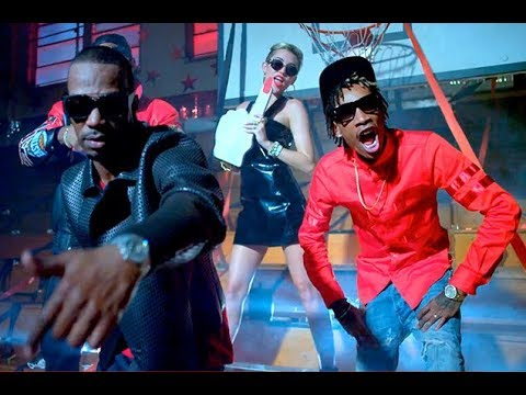 ТАНЦУЮ Mike WiLL Made-It - 23 ft. Miley Cyrus, Wiz Khalifa, Juicy J