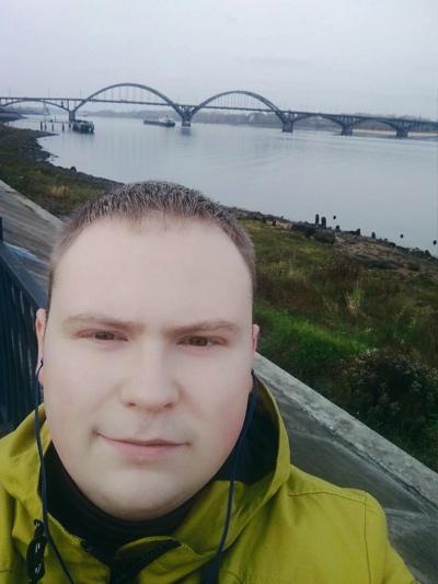 Антон, 25, Rybinsk