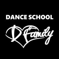 "Логотип Школа танцев ""Dance Family"" г. Псков"