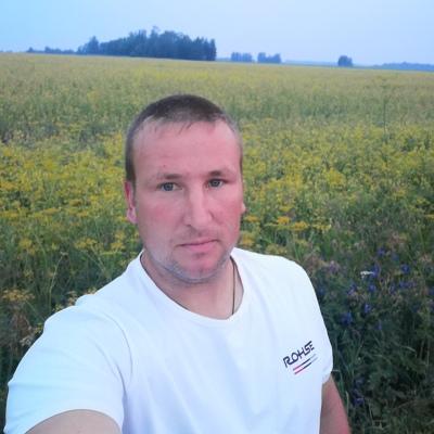 Роман, 38, Kansk