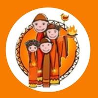 """Логотип Семейная """"Родная школа"""" Тольятти"""