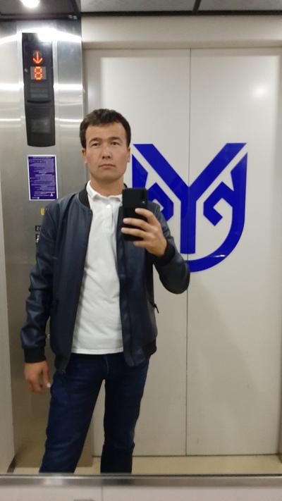 Бек, 21, Almaty