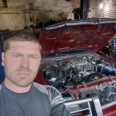 Сергей, 43, Kondopoga