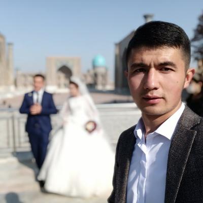 Хотамжон, 23, Red'kino