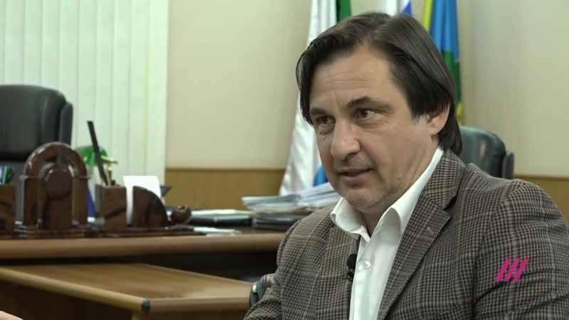 ♐Мэр Комсомольска на Амуре вышел к протестующим и похвалил их за поддержку Фургала Дождь♐