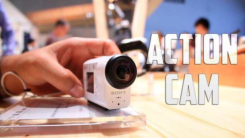 Sony Action Cam FDR X3000R primeras impresiones IFA16