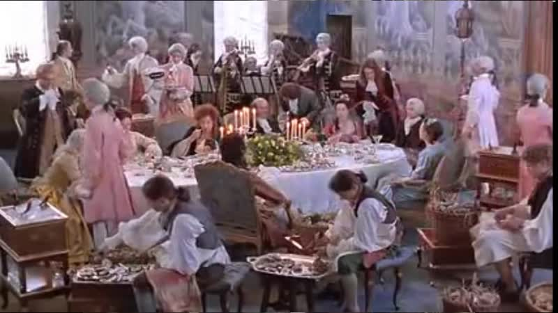 Films: Hello, I`m your aunt and Farinelli, il castrato, and other. Part 1 of 2