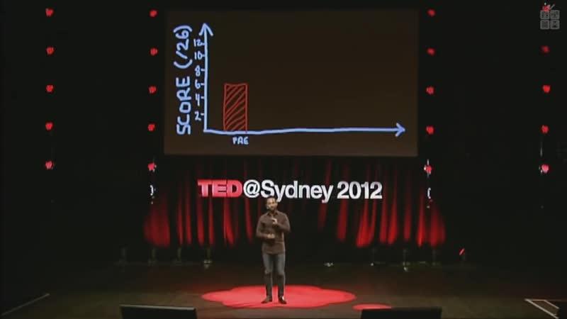 Дерек Маллер Ключ к созданию успешного научно образовательного видео TED